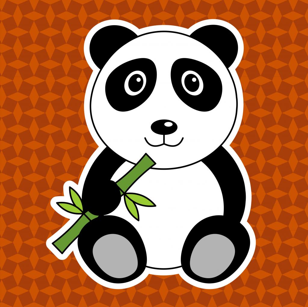 Thema pandaberen - leerbubbels