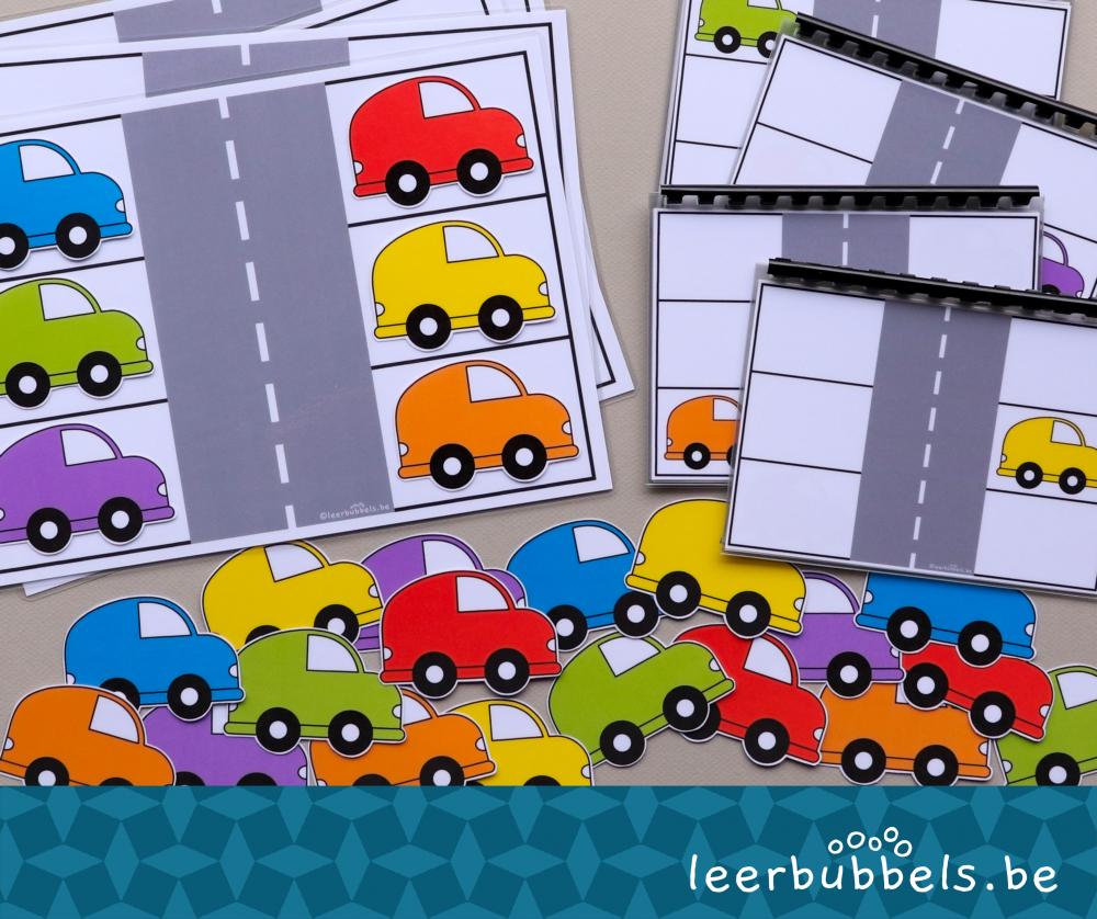 Topologie thema auto's