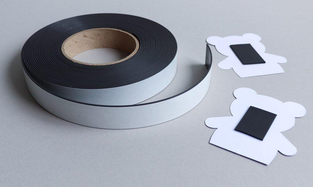 Magneetstrip voor het maken van spelletjes