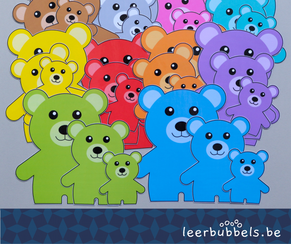 Logiberen voor kleuters en speelleerklas